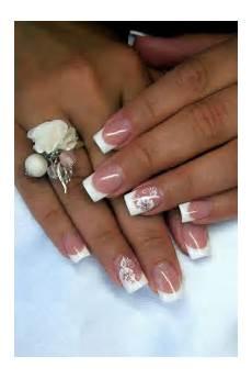 top 17 elegant wedding nail designs new famous fashion