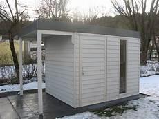 News Gartenhaus Modern Flachdach Bodensee Singen Kubus