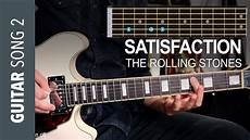 Electric Guitar Song 2 Satisfaction By Rolling Stones