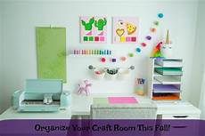 organize your craft room this fall cricut
