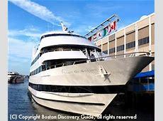 Spirit of Boston   Harbor Cruises   Brunch, Lunch, Dinner