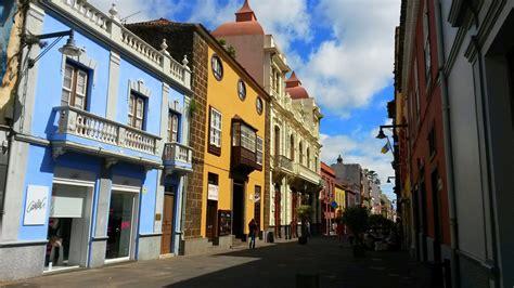 Vivere A Santa Cruz De Tenerife