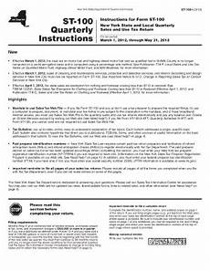 print st 100 form 2012 fill online printable fillable