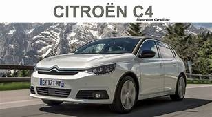 New Citroen C4 2020  Cars Review Release Raiacarscom