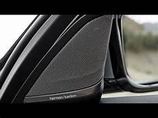 bmw 5 series 16 speakers harman kardon surround sound