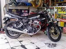 Modifikasi Motor Gl Pro by Kumpulan Foto Modifikasi Motor Honda Gl Pro Terbaru