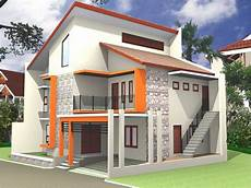 40 Contoh Desain Rumah Sederhana Tapi Mewah Terpopuler