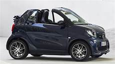2016 smart brabus fortwo cabrio interior exterior and