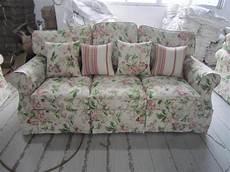 classic sofa set design floral pattern fabric loveseat