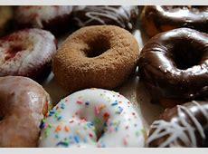 national glazed donut 2020