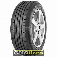 continental ecocontact 5 185 55 r15 86h dot14 sommerreifen