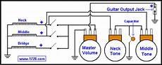 electric guitar controls via arduino
