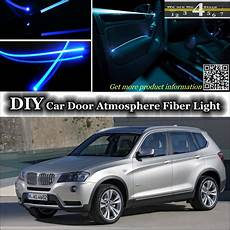 bmw x3 e83 tuning for bmw x3 e83 f25 interior ambient light tuning