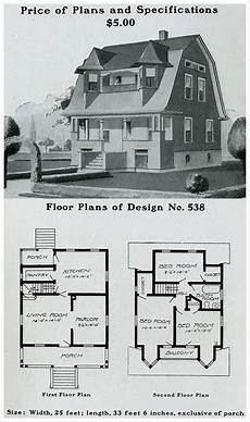 dutch colonial revival house plans radford 1903 early dutch colonial revival unusual