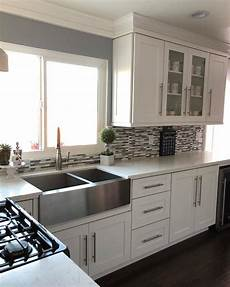 Kitchen Peel And Stick Backsplash 8 Diy Peel And Stick Kitchen Backsplash Ideas Taste Of Home