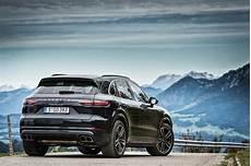 porsche cayenne turbo 2019 porsche cayenne turbo drive review automobile