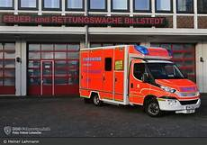 Florian Hamburg Rtw Iveco Daily Hh 2866 Ambulance