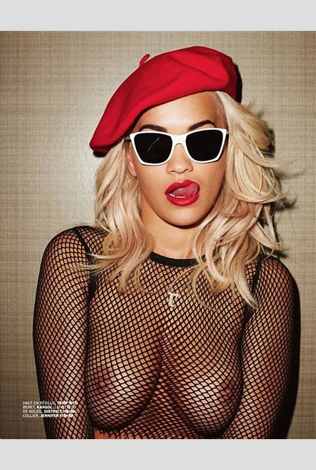 Rita Ora Nude Pics & Videos That You Must See in 2017