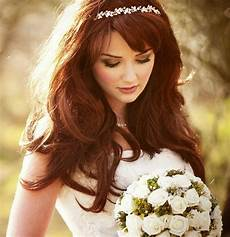 Wedding Hairstyles With Tiaras