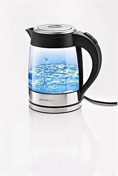 led wasserkocher gourmetmaxx led glas wasserkocher jetzt bei weltbild de