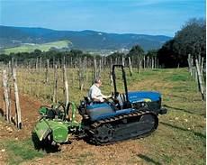 Tracteur A Chenilles Specialise