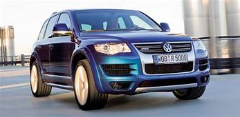 Volkswagen Touareg R50 Debuts With V 10 Diesel Power