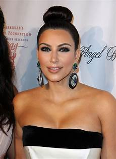 kim kardashian at 2011 angel ball in new york hawtcelebs