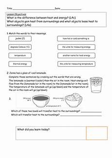 year 8 science worksheets uk 12434 explore science worksheets 8i heat transfer by kitty sensei teaching resources tes