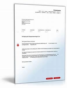 Kündigung Mietvertrag Vorlage Garage by Fristgem 228 223 E K 252 Ndigung Garagenmietvertrag Durch Vermieter