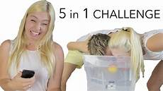 Bibis Palace - 5 in 1 challenge bibisbeautypalace