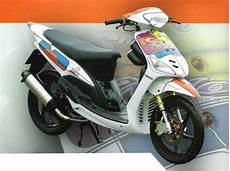 Modifikasi Mio by Moto Gp Modifikasi Motor Yamaha Mio