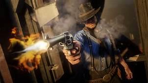 Arthur Morgan In Red Dead Redemption 2 HD Games 4k