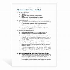 kündigung mietvertrag bei tod 10 standard mietvertrag steven for staterep