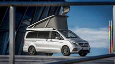 Posh Mercedes Marco Polo Cer Has Yacht Wood Floors