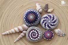 Farbe Zum Steine Bemalen - mandala stones picture gallery colorful crafts