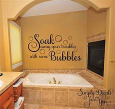 Bath Wall Decal Bathroom Decal Bathroom Sticker