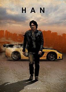 fast and furious han han fast furious mazda rx7 cave ideas fast