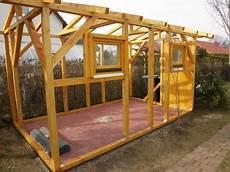 gartenhaus selber bauen konstruktion grundrisse in