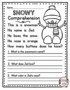 1st grade reading comprehension worksheets printable pdf