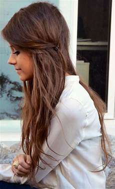 easy yet pretty style just loosely clip or back your beautiful front locks to keep them