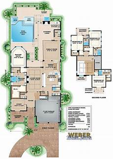 house plans for narrow lots on waterfront beach house plan west indies waterfront style home floor