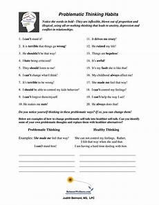 psychoeducational handouts quizzes and group activities judy belmont belmont wellness