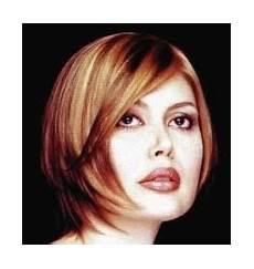 Model Rambut Untuk Wajah Bulat 2013