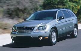 Used 2004 Chrysler Pacifica Wagon Pricing & Features  Edmunds