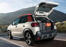 citroen c3 aircross unveiled replaces c3 picasso