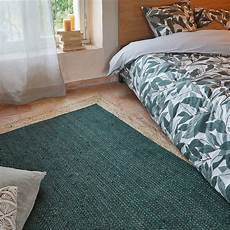 tapis en jute vert c 232 dre 160x230cm na 207 a 160x230 cm