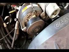 Belt And Tensioner Change No Mo Noise 88 95 Chevy
