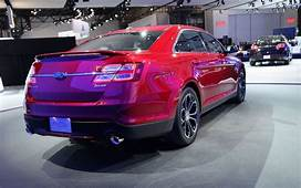 2011 Cars 2013 Ford Taurus And SHO