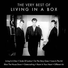 The Best Of Living In A Box By Living In A Box On Spotify