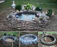 Garten Gestalten Springbrunnen Als Blickfang Im Eigenen